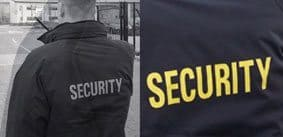 bodyguard providing private security dallas tx